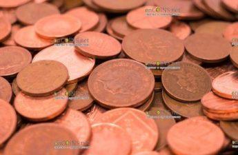 монеты англии, английские монеты