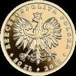 Польша монета 50 злотых Белохвостый орел, аверс