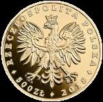 Польша монета 500 злотых Белохвостый орел, аверс