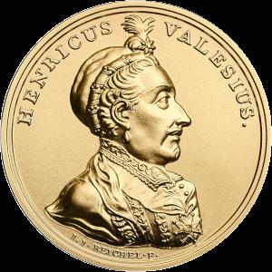 Польша монета 500 злотых Генриха Валуа, реверс