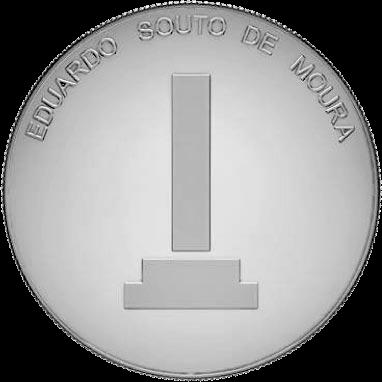 Португалия монета 7,5 евро Эдуарду Соуту де Моура, реверс