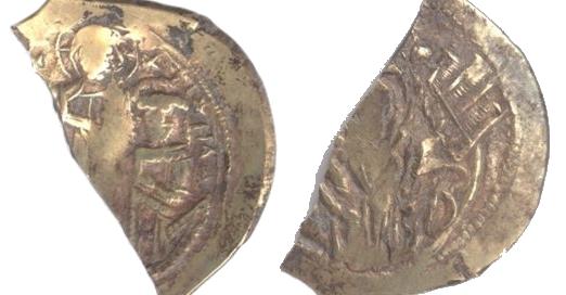 В крепости Русокастро в Болгарии нашли очередную золотую монету