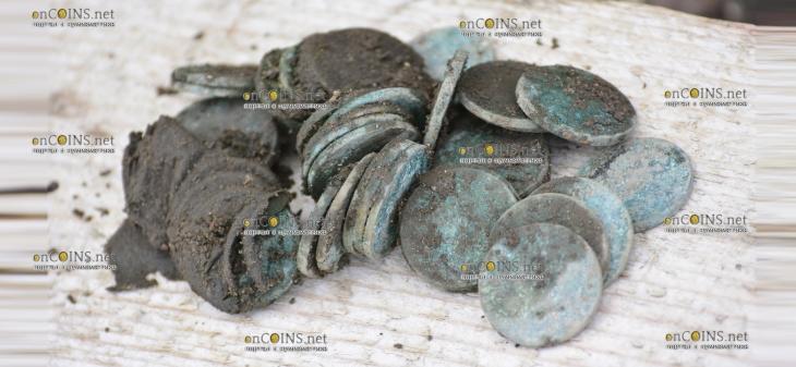 На территории Выборгского замка нашли клад