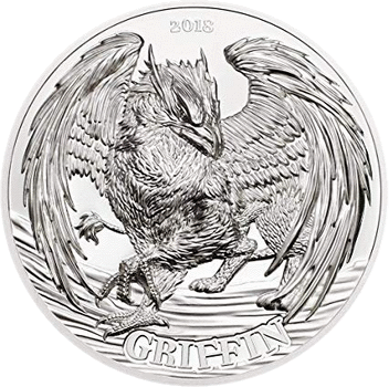 Танзания монета 1500 шиллингов Грифон, реверс