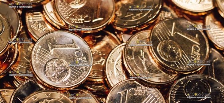 В Бельгии нехватка монет 1 и 2 евроцента