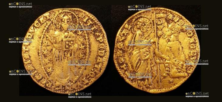 В Швеции впервые найден Венецианский золотой дукат 14 века