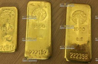 Житель города Бремен нашел в купленном шкафу 2,5 кило золота