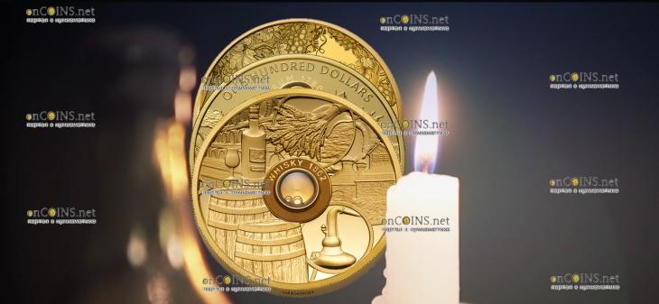 монеты серии The Spirit Coins