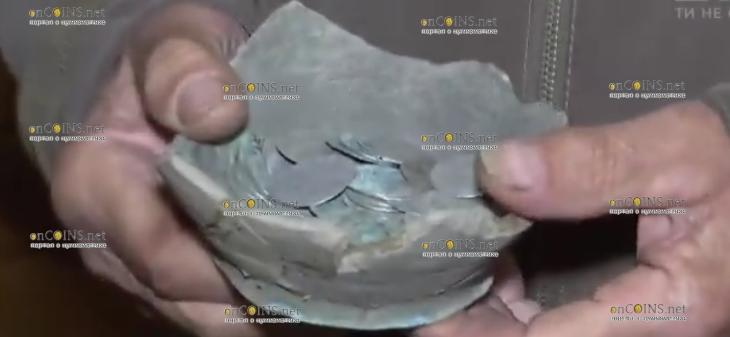 В одном из сел Житомирской области нашли клад серебряных монет