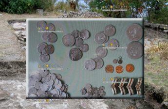 В районе болгарского курорта Ахтополя нашли сотни золотых и серебряных монет