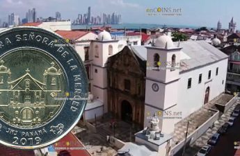 Панама монета 1 бальбоа, Костел Нуэстра Сеньора-де-Ла-Мерсед
