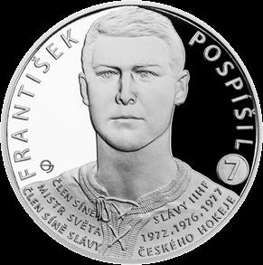 Самоа монета 2 доллара Франтишек Поспишил, реверс