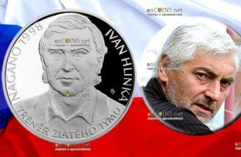 Самоа монета 2 доллара Иван Глинка