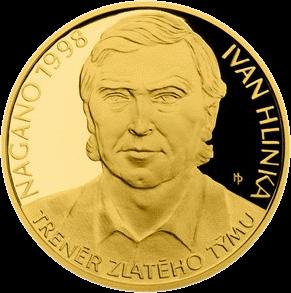 Самоа монета 25 долларов Иван Глинка, реверс