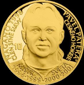 Самоа монета 25 долларов Павел Патера, реверс