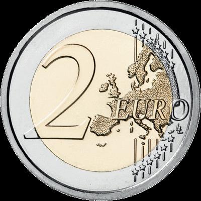 2 евро, 2е