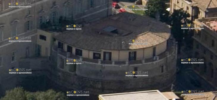 Институт религиозных дел (Istituto per le Opere di Religione) , который выполняет функции эмитента и главного финансового учреждения в Ватикане