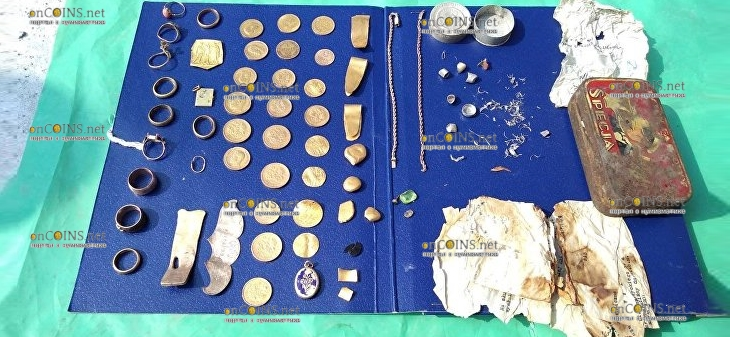 В Гродно найден клад