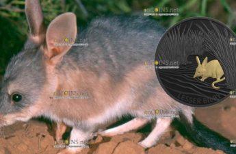 Австралия монета 5 долларов яллара
