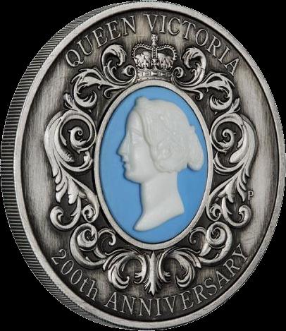 Австрания монета 2 доллара 200 лет Викторианской эпохе, реверс