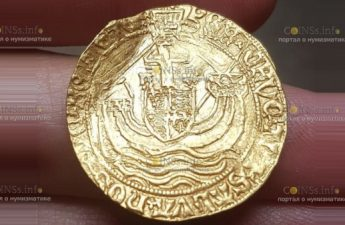Британец - Гарет Миллиорд, нашел золотую монету