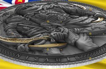 Ниуэ выпускают монету 5 долларов Ассасины