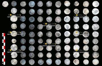 В Туркменистане археологи нашли клад серебряных монет XIII столетия