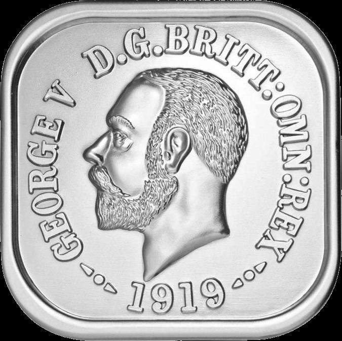 Австралия монета 1 пенни кукабарра, аверс
