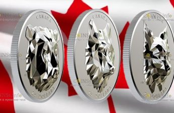 Канада отчеканила серию монет - Дикая природа Канады