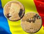 Румыния монета 500 леев король Фердинанд I