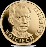 Польша монета 100 злотых Войцех Корфанты, реверс