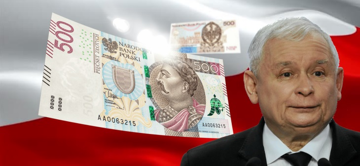 Лех Качиньский может появится на польских банкнотах