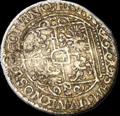 монета из клада