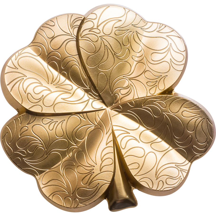 Палау монета 5 долларов Золотая удача, аверс