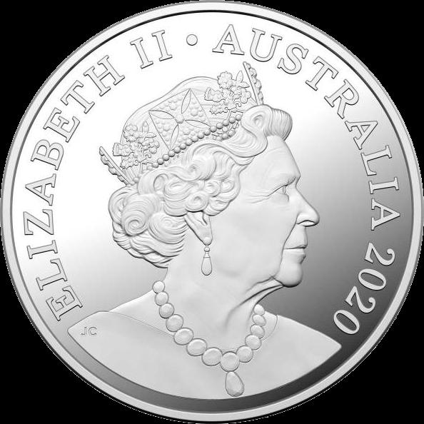 Австралия монеты серии Самый опасные в Австралии, аверс
