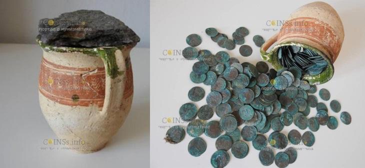 На Востоке Словакии археологи обнаружили клад