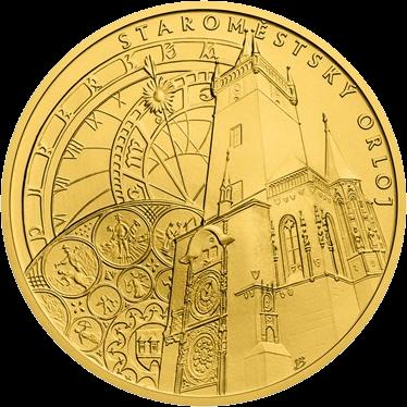 Ниуэ монета 250 долларов Астрономические часы, реверс