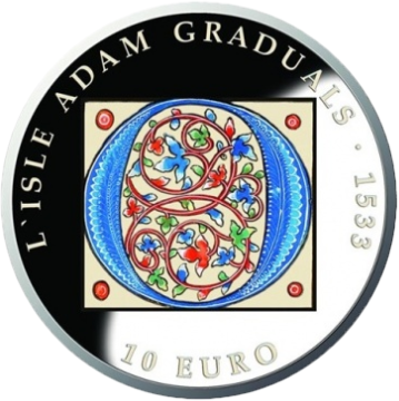 Мальта монета 10 евро Готика, реверс