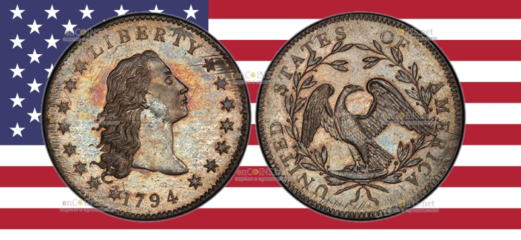 доллар США 1794 года