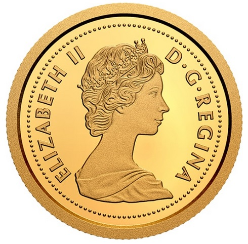 Канада серия монет к 100-летию Алекса Колвилла, аверс