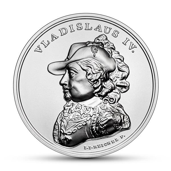 Польша монета 50 злотых Сокровища Станислава Августа - Владислава IV, реверс