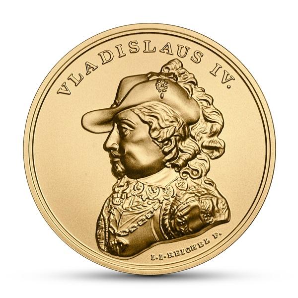 Польша монета 500 злотых Сокровища Станислава Августа - Владислава IV, реверс