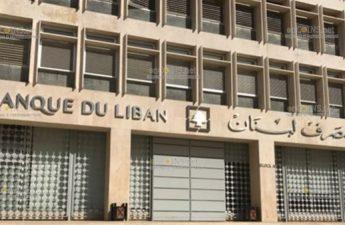 Центральный банк Ливанской Республики - مصرف لبنان