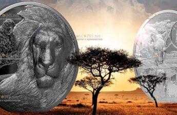 Танзания монета 1500 шиллингов