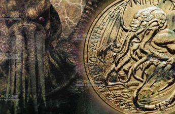 Токелау выпускает монету 100 долларов Ктулху