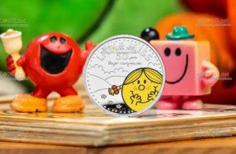 Британия монеты Маленькая мисс Счастье