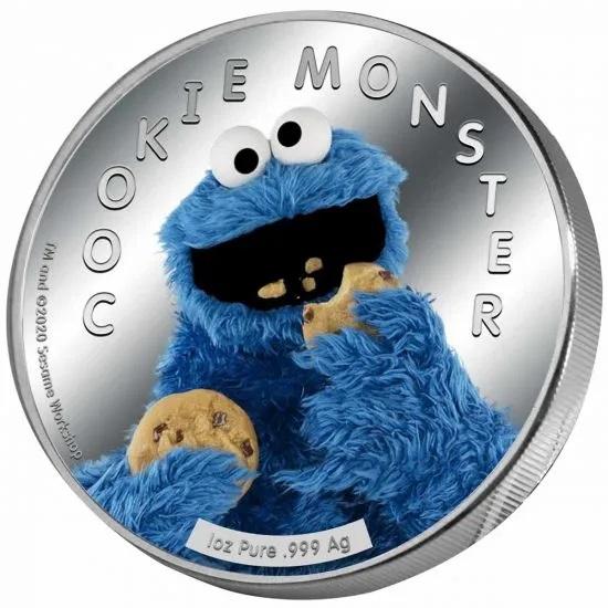 Самоа монета 5 долларов Коржик, реверс