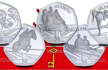 Гибралтар выпускает серию монет к Летним Олимпийским играм в Токио