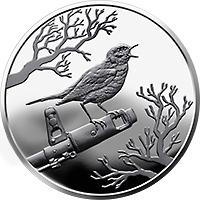 Украина монета 2 гривны Василь Слипак, реверс