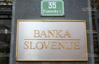 Банк Республики Словения - Banka Slovenije